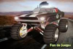Super monster 4x4