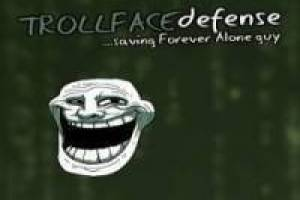 Defender a Trollface