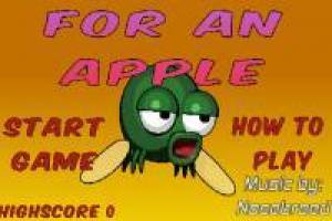 For an apple