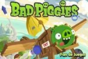 Gioco Bad Piggies Gratuito
