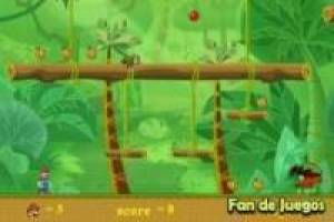 Mario bros adventures in the jungle