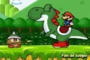 Free Mario and yoshi adventure 2 Game