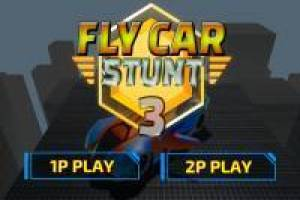 Parkour de Coches: Fly Stunt Car 3