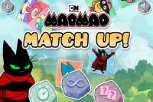 Mao Mao Match Up!