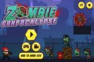 Gunpocalypse do zombi