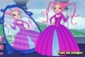 Free Dress the mirror princess Game
