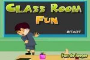 Becomes the fun class