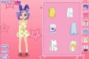 Viste a las hermosas y brillantes Lucky Star