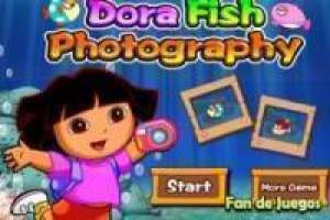Dora the Explorer: photos on the sea