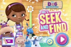 Doc McStuffins: Lost Objects