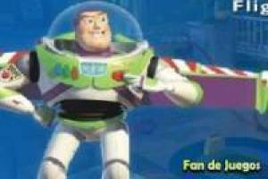 The adventure of Buzz Lightyear