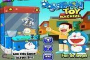 Toy machine doraemon