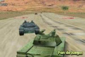 Free 3D racing tanks Game