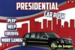 Free President's car Game