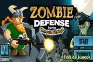 Free Vikings vs zombies Game