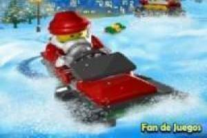 Lego at Christmas