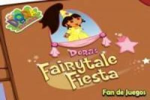 Dora l' Explorateur princesse