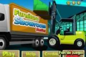 Parking: transportes de muebles