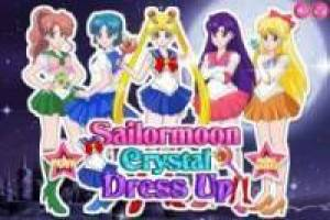 Sailor Moon Crystal con nuevos atuendos