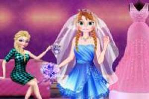 Anna a Elsa: Dream Wedding