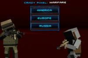 Crazy Pixel Warfare