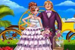 Anna e Kristoff: Dream Wedding