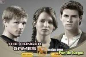The Hunger Games2: Makeover
