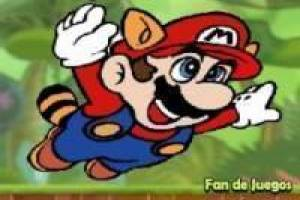 Mario bros aventures dans la jungle