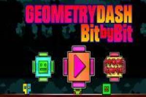 New Geometry Dash: Bit by Bit