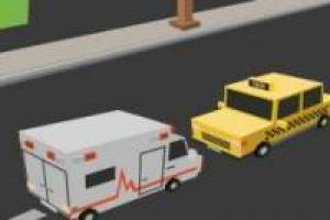 Free Taxi dangerous Game