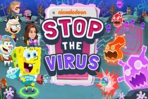 Nickelodeon: Stop The Virus
