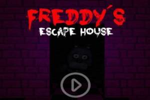 Escape com Freddy da FNAF