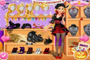 Princesse BFFs Halloween Spree