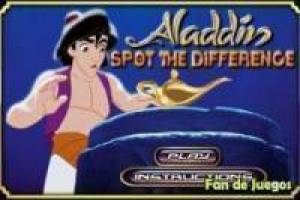 Aladdin differences searches