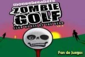 Zombie golf survivals