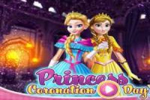 Anna and Elsa: Coronation Day