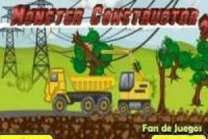 Free Trucks and excavators Game