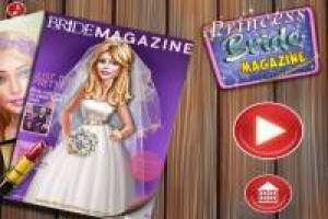 Barbie: Bridal Magazine Model