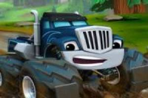 Blaze a Monster Machines