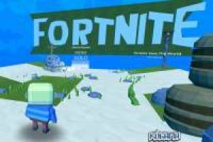 Fortnite Battle Royale in Kogama