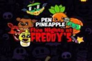 Pineapple FNAF Pen