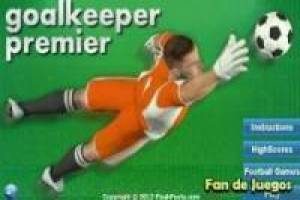 Football: Goalkeeper