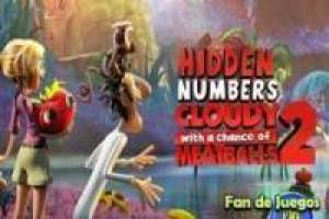 Rain of Meatballs 2: Hidden Numbers