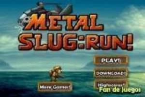 Free Run metal slug Game