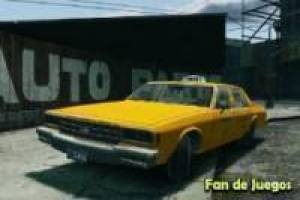 Free Gta taxi, hidden numbers Game