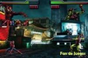 Green Goblin vs Spiderman