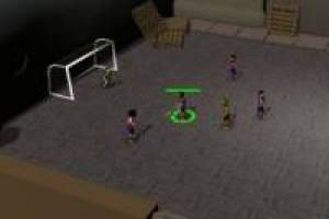 Free Street Football Online 3D Game