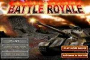Battle royale: Minijuego
