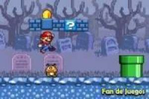 Free Mario bros on the island of ghosts Game