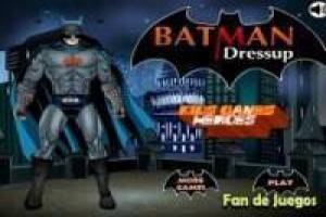 Robe Batman